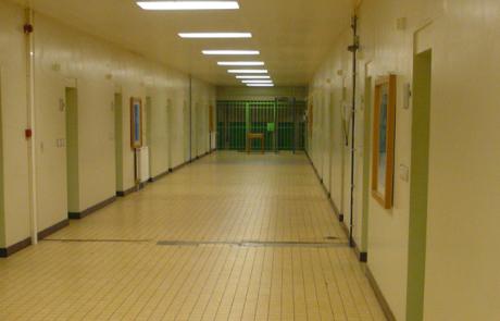 De gevangenis in Ieper