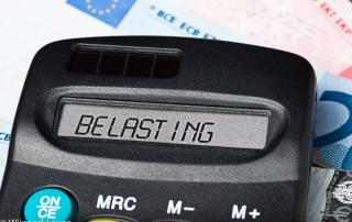 Belasting op calculator