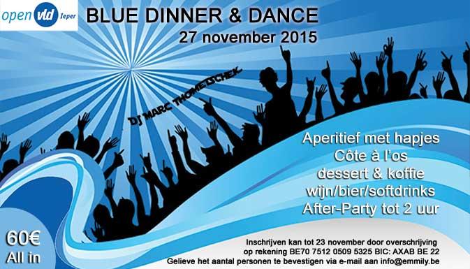 Blue Dinner & Dance