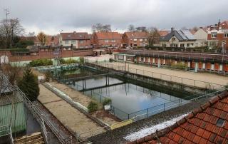 Openluchtzwembad Ieper