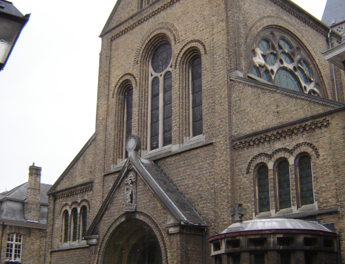 """""""Toekomst Sint-Niklaaskerk blijft mysterie"""""""