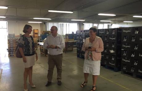 Sowepo werkt onder meer samen met brouwerij Sint-Bernardus