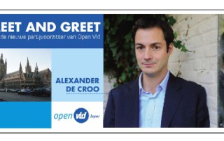 Meet & Greet De Croo