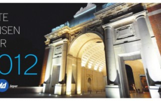 Nieuwjaarsreceptie 2012
