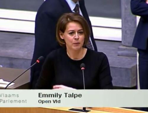 """Minister Muyters: """"Er zal een bom barsten als ik voor de eerste keer een SWT'er schors"""""""