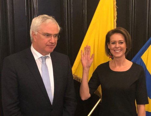 Eerste vrouwelijke burgemeester van Ieper legt eed af