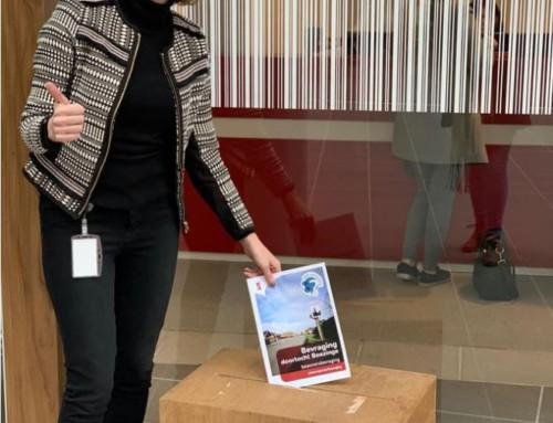 Het stadsbestuur van Ieper vraagt het ook aan…de inwoners van Boezinge