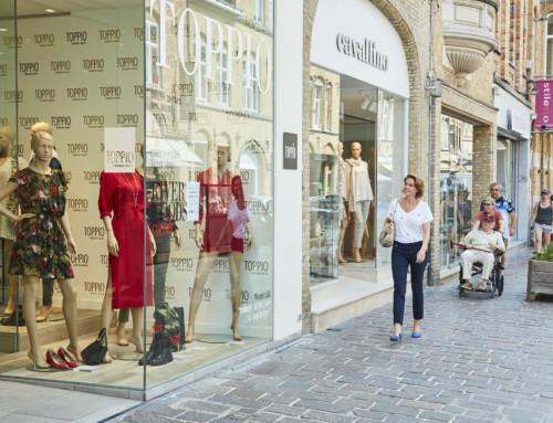 Menenstraat wordt zeven weekends lang verkeersvrije winkel-wandelstraat