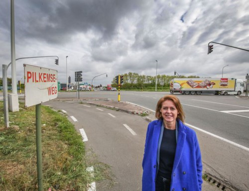 Stad wil tunnel onder kruispunt