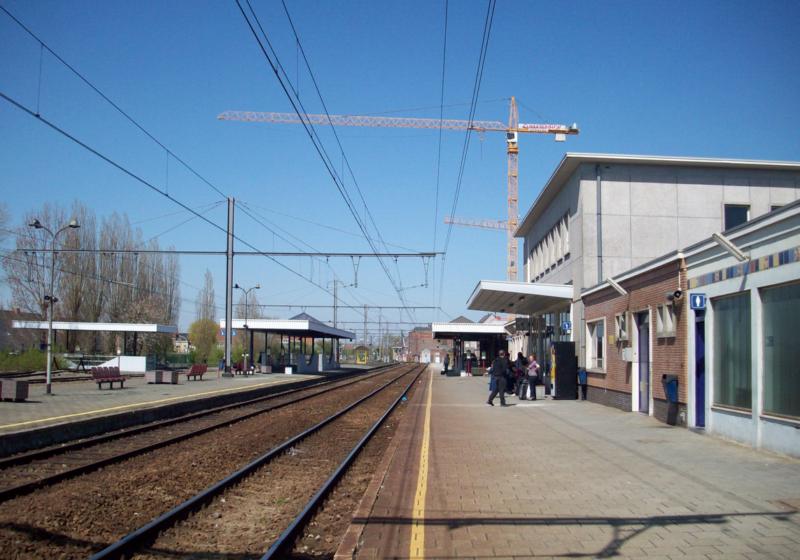 station ieper