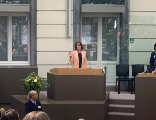 Talpe legt eed af als Vlaams volksvertegenwoordiger
