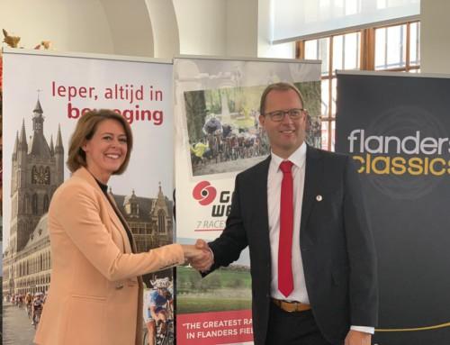 Ieper wordt de nieuwe startplaats voor Gent-Wevelgem In Flanders Fields