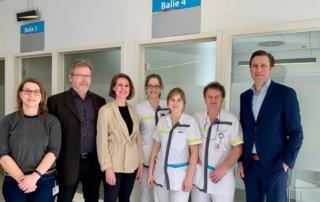 Geboorteaangifte ook rechtstreeks mogelijk in Jan Ypermanziekenhuis