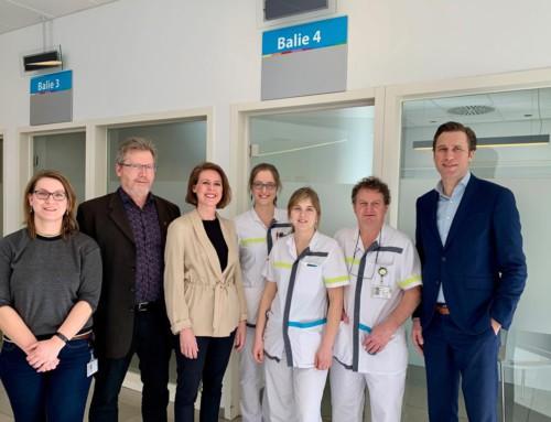 Geboorteaangifte kan vanaf 3 maart 2020 ook in het Jan Yperman Ziekenhuis