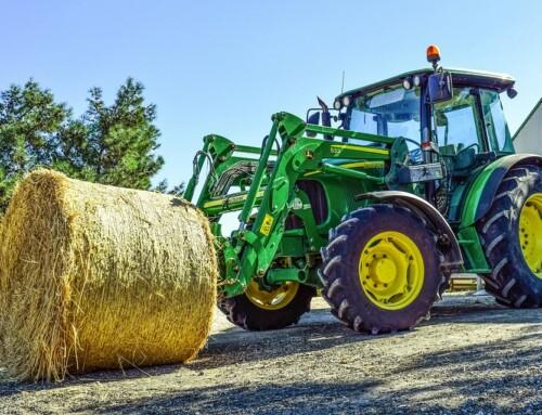 35% minder ongevallen met landbouwvoertuigen