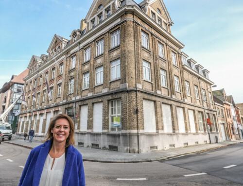 Renovatie justitiehuis Colaertplein start eind volgend jaar
