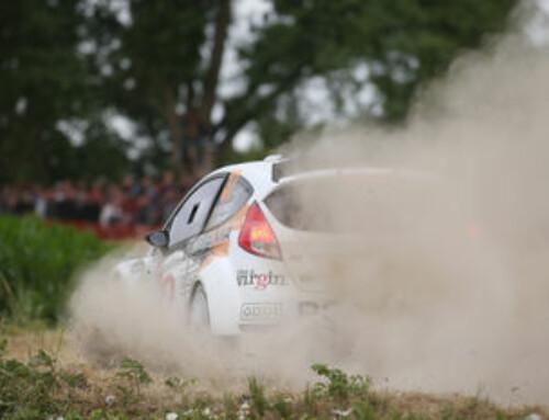Renties Ypres Rally Belgium geannuleerd